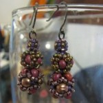 Circular Peyote Beaded Beads