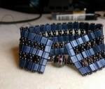 Tila Bead Cuff Bracelet