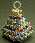 3D Chain Maille Christmas Tree
