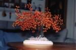 French Beaded Tree