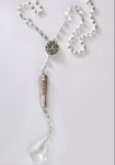 Vintage Style Assemblage Necklace