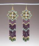 Venetian Tapestry Earrings Pattern