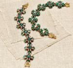 Sparkling Beaded Bracelet